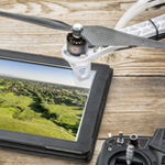 4k-Luftaufnahmen per Drohne