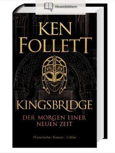 Book Cover: Kingsbridge. Der Morgen einer neuen Zeit